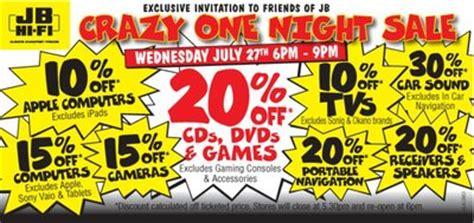 s day jb hi fi jb hi fi s one sale