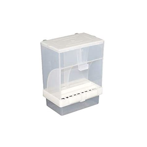 budgie seed dispender compare price automatic bird seed dispenser on statementsltd