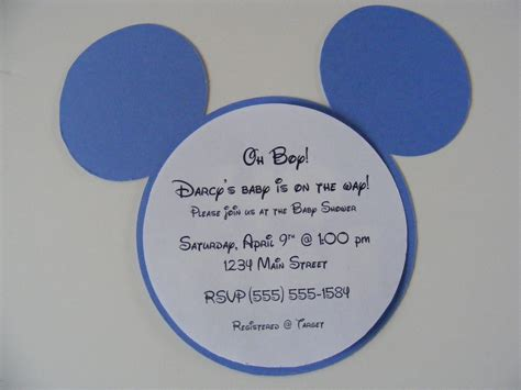 mickey mouse email invitations mickey and mouse party invitations