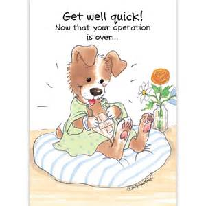 get well greeting card get well