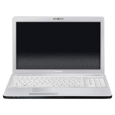 buy toshiba satellite c660 1k9 laptop 4gb 640gb 15 6 quot display white from our all laptops