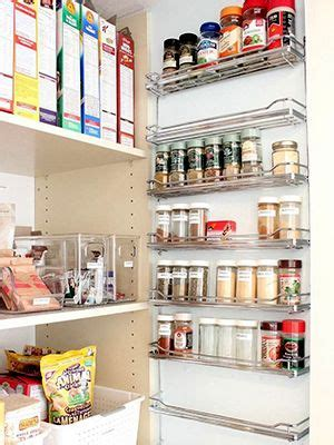 Small Pantry Solutions by Small Pantry Spice Rack Organization And Spice Racks On
