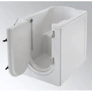 independent living compact front door walk out tub walk in tub