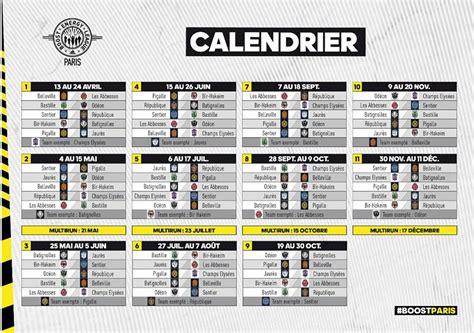 Calendrier C League La Boost Energy League Le Chionnat Du Running
