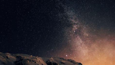galaxy wallpaper dark stars in space background 183