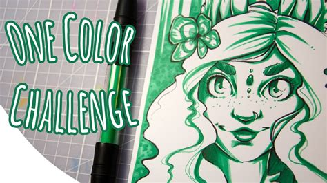 one color one color challenge