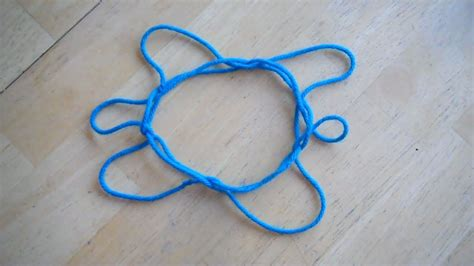 Step By Step String - turtle string figure step by step