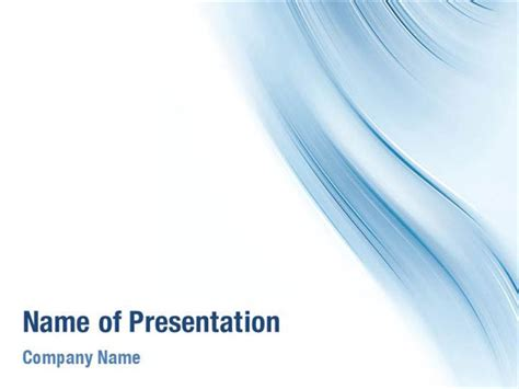 powerpoint themes and templates abstract blue stroke powerpoint templates abstract blue