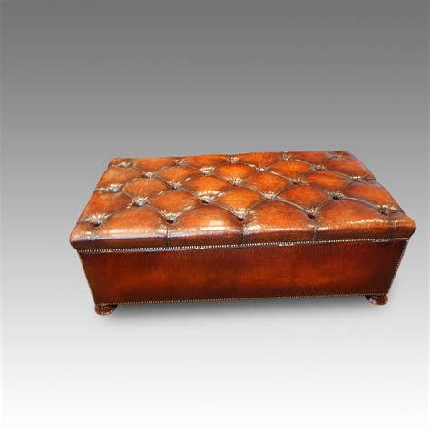ottoman coffee table uk victorian ottoman coffee table hingstons antiques dealers