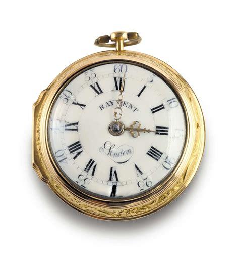 doppia londra orologio da tasca inglese a doppia cassa in oro londra