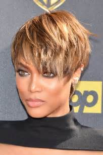 google search short hairstyles tyra banks short hairstyle google search hair n there