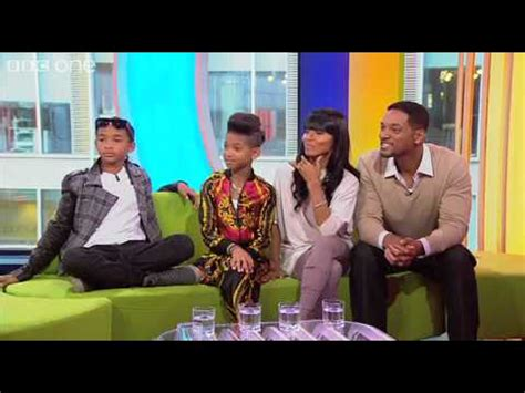 willow smith youtube interview willow smith and family interview the one show hq