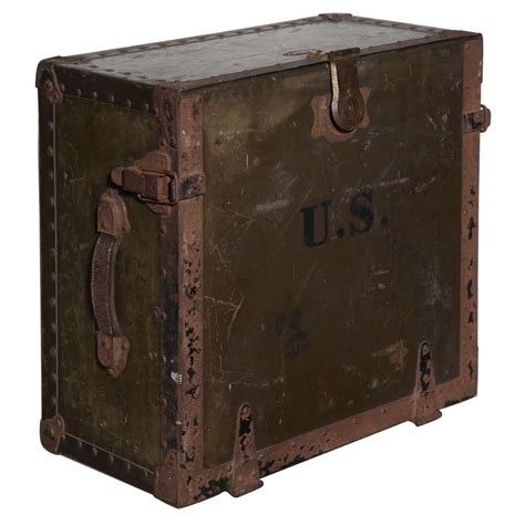 military desks for sale world war one portable u s army field desk at 1stdibs