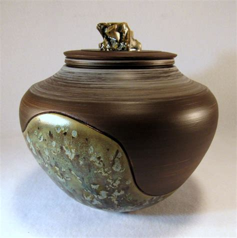 Handmade Urns - custom urn by matthew s kennedy