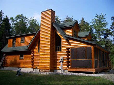 Log Cabin Colors by Lake Cabin Exterior Colors Studio Design Gallery