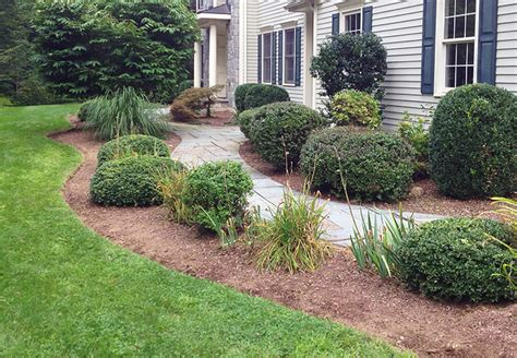 green horizon landscaping residential property