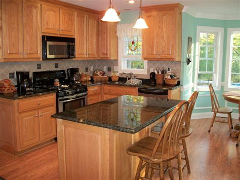 Beautiful Countertops by Beautiful Kitchen Granite And Backsplash Myideasbedroom