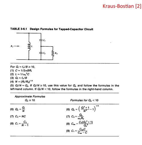 capacitor design calculator capacitor design formulas calculator 28 images 2 answers how to calculate the capacitor kvar