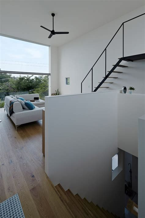 minimalist house in hiyoshi by eana keribrownhomes gallery of house in hiyoshi eana 10