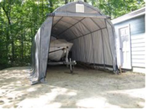 portable boat storage portable boat building shelters for instant storage