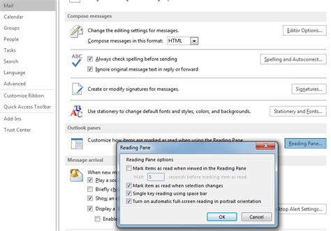 Office 365 Mail Default Font Office 365 Outlook 2016 For Windows Customize The