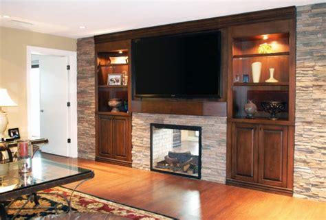 built  entertainment center  fireplace ck valenti