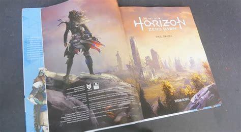 the art of horizon 1785653636 the art of horizon zero dawn paul davies 9781785653636 books amazon ca