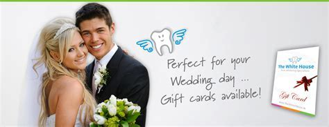 Teeth Whitening for Your Wedding Day