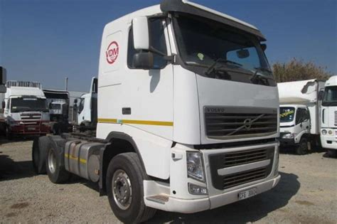 new volvo tractor trailers for sale volvo fh13 440 truck tractor trucks for sale in gauteng on