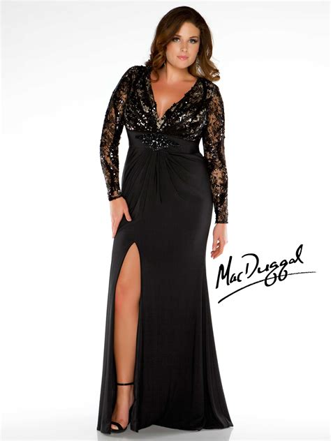 Plus Find Plus Size Formal Dresses With Sleeves Overlay Wedding Dresses