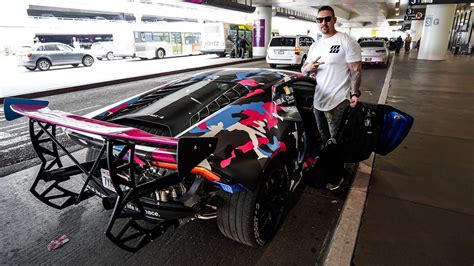 lax car service canceled uber for a lyft in this lamborghini best