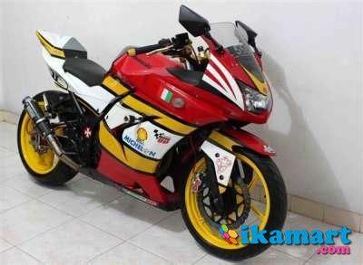 Jual Lu Hid Motor Di Surabaya jual 250 modif surabaya motor