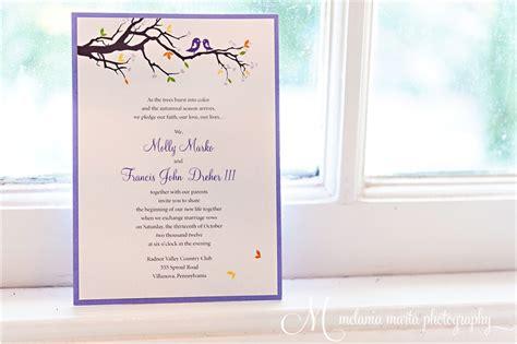 Wine Themed Wedding Invitations by Real Wedding Molly Frank April Designs Custom