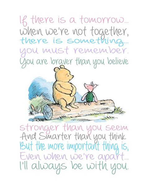 Printable Pooh Quotes | 1000 images about pooh isms on pinterest piglets