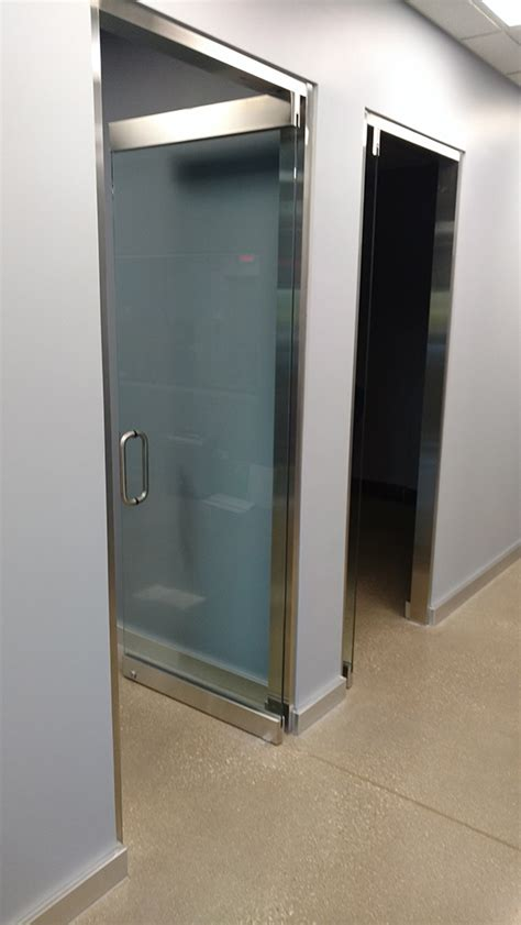 glass offices doors glass office doors chicago preferred window and