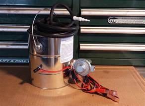 smoke machine for automotive evap smoke machine diagnostic emissions leak detector