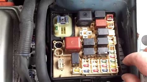 toyota prius  master warning light check engine