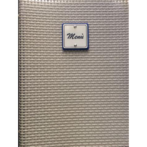 porta menu ristorante portamen 249 in tessuto tecnico mod saturno