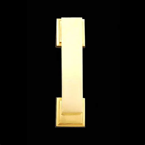 modern door knockers engravable contemporary brass door knocker brass gallery