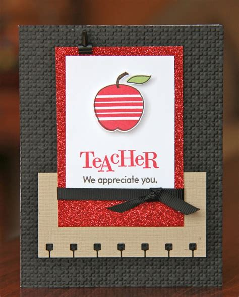 Teachers Day Handmade Card Ideas - 128 best images about appreciation week on