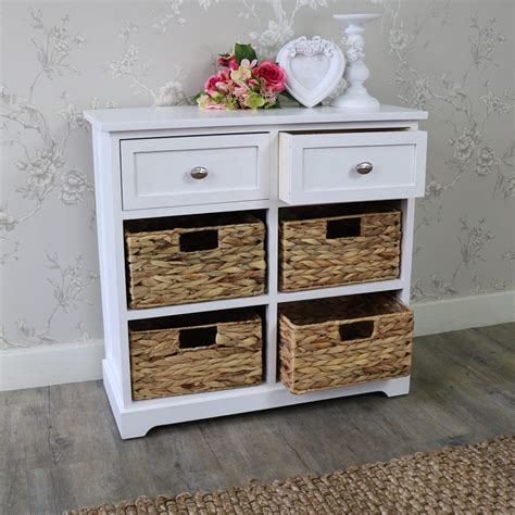 basket drawers for bathroom white wood wicker 6 drawer basket chest of drawers bedroom