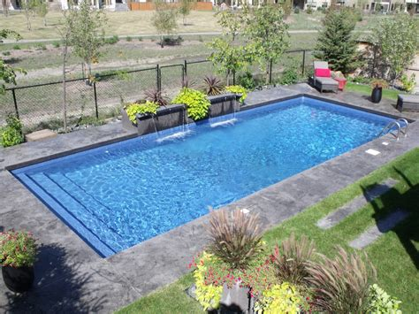 backyard pool ideas top 28 rectangle pool designs rectangle pool designs