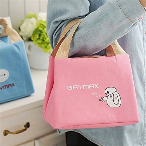 Great Baymax Lunch Bag 2 lifefun 174 baymax big 6 insulated lunch bag boxes