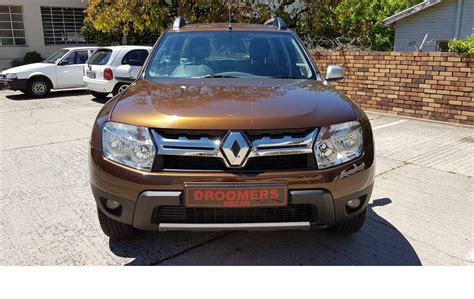 Renault Duster 1 5 L Dci 4x4 2015 valid value 2nd vehicle sales droomers nissan