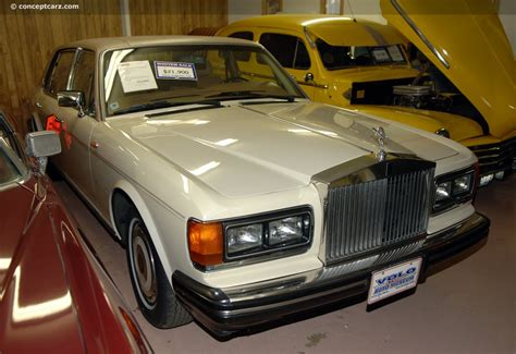 rolls royce silver spur 1989 rolls royce silver spur pictures history value