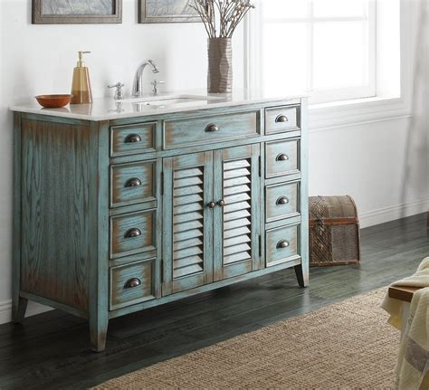 Country Bathroom Furniture Rustic Cottage Bathroom Vanities Bathroom Vanity Styles