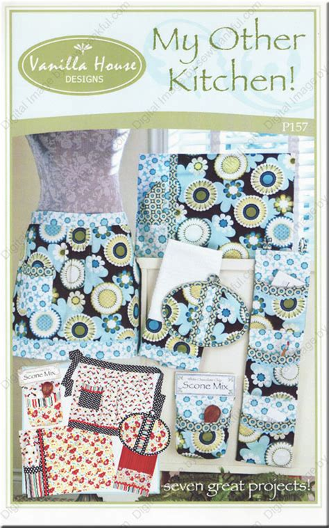 design patterns of house front my other kitchen sewing pattern from vanilla house designs