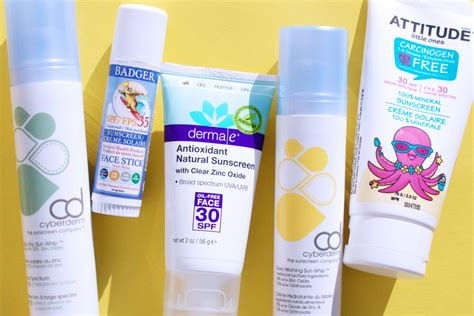 Recomend Sunscreen By Jelly 3 In 1 Sunblock Skincare Spf50 9 of the best mineral sunscreens for your beautyeditor