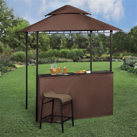 gazebi bar outdoor gazebo bar outdoor furniture design and ideas