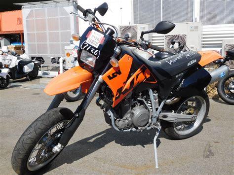 Ktm 640 Enduro 2003 Ktm 640 Lc4 Enduro Pics Specs And Information